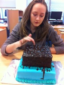 jasmine birthday cake