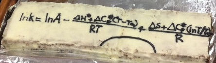 cake equation