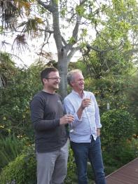 Celebrating Marsden success